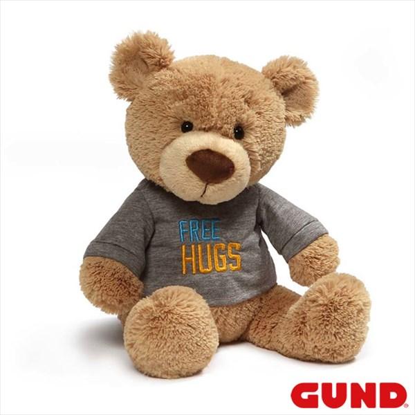 GUND社のTシャツベア