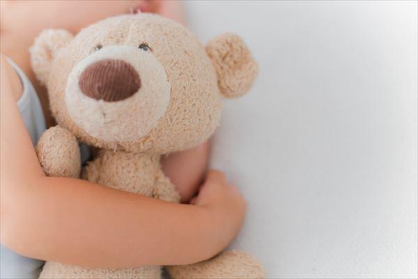 赤ちゃんや子供におすすめのテディベア