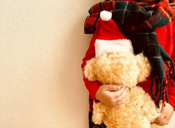 クリスマスにテディベアはNG?
